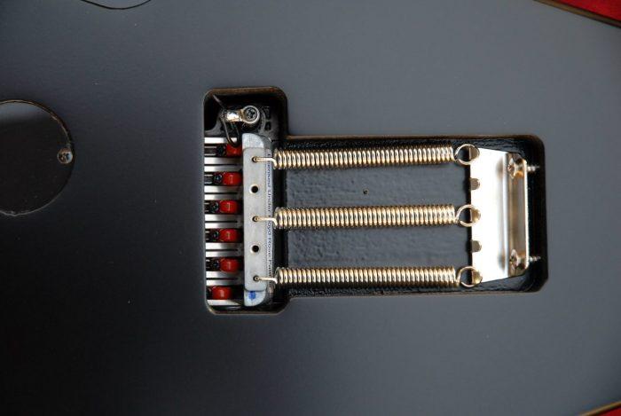 Legnoecorde FlyingV springs pro edge